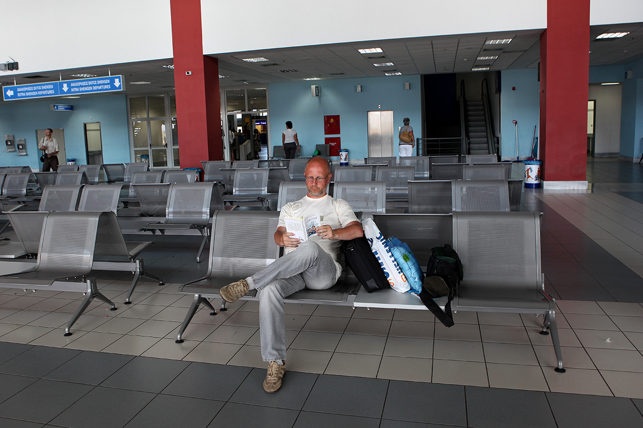 Аэропорт Закинтоса