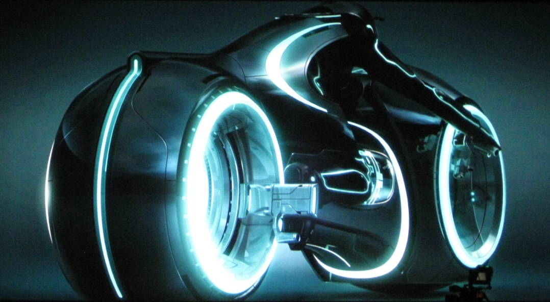 TRON: Legacy — Light Cycle