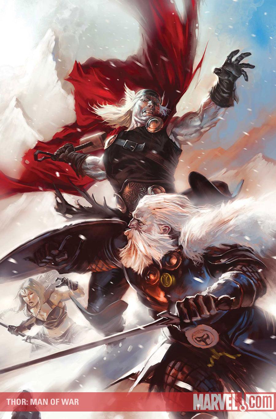 Тор (Marvel)