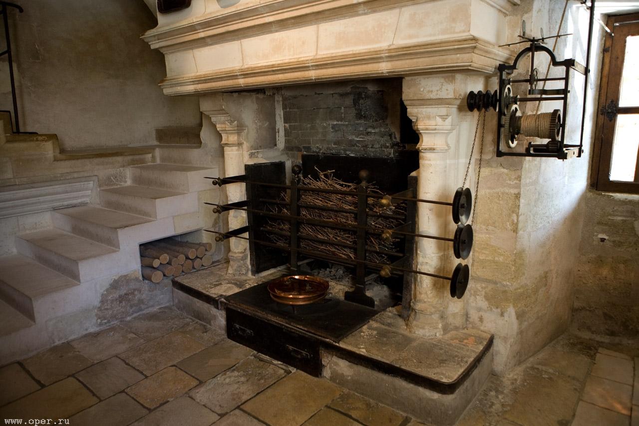 Французский камин