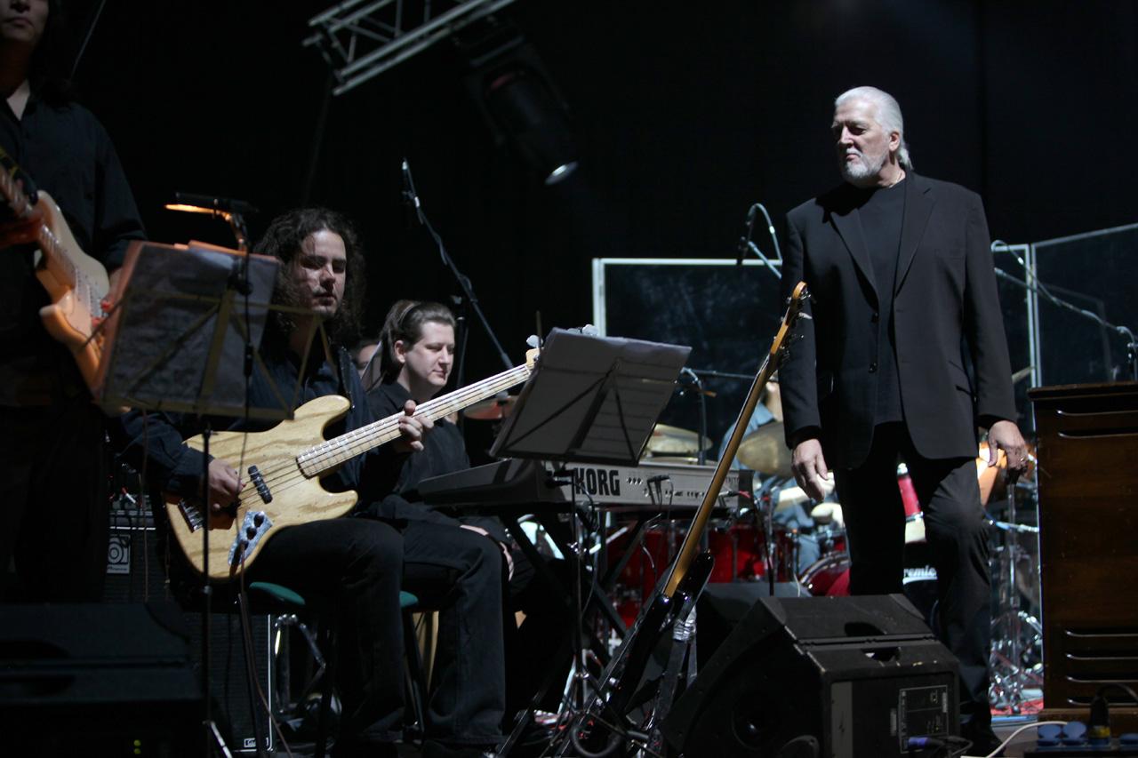 Джон Лорд и музыкантики