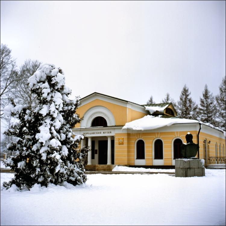 Про зиму в Бородино © onepamop