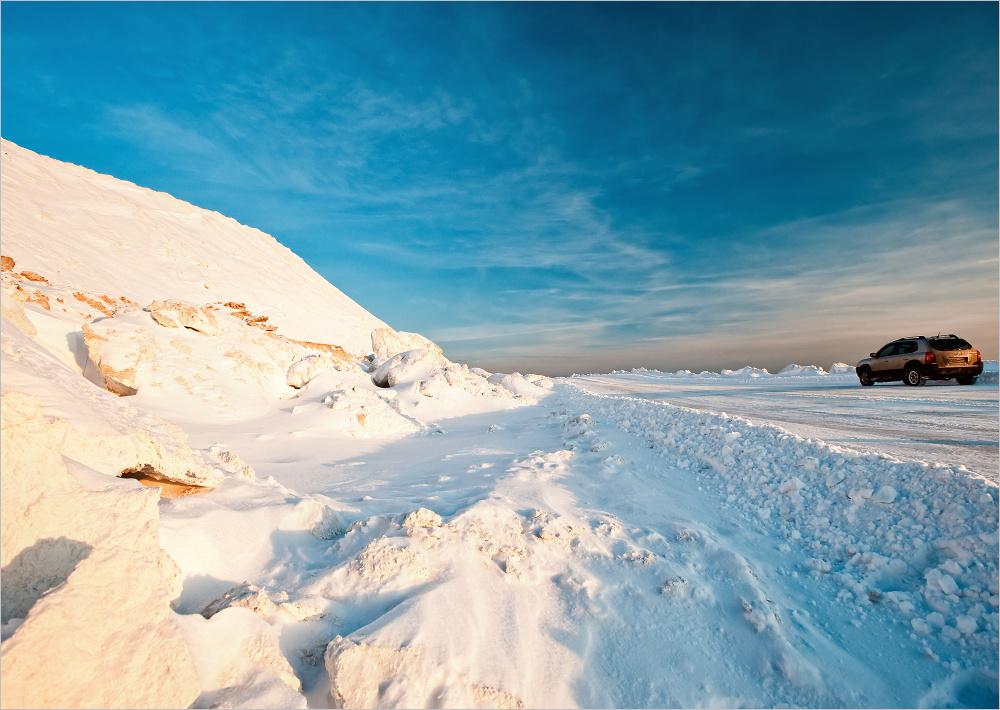 Про подножие белой горы © onepamop