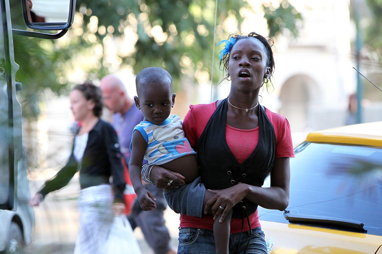 Негритянская мама