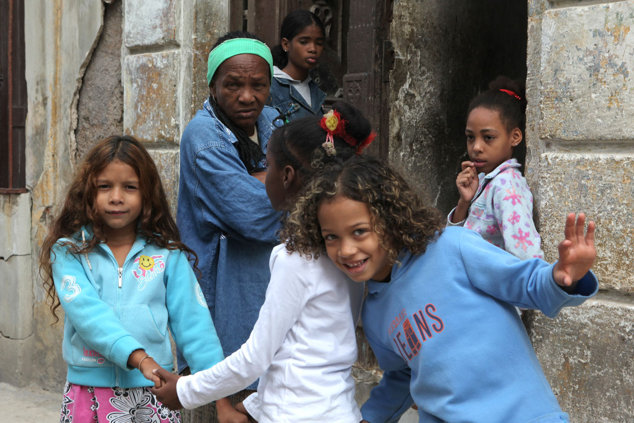 Гаванские девчонки
