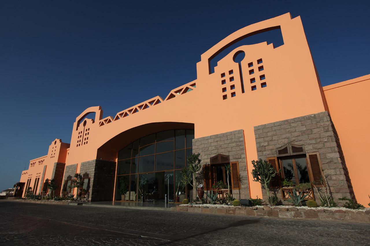 Отель Nubian Island