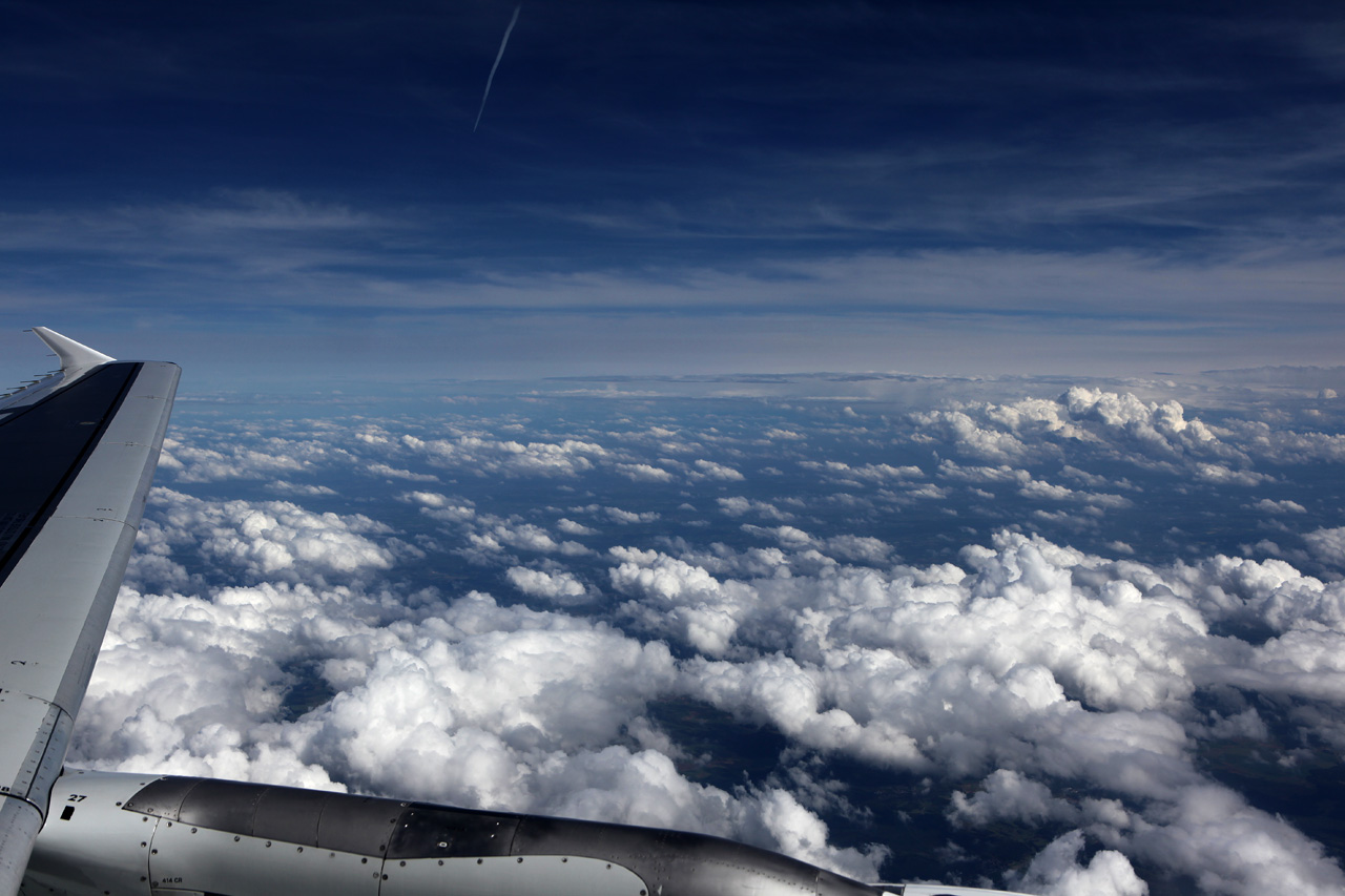 Пролетая над Европами