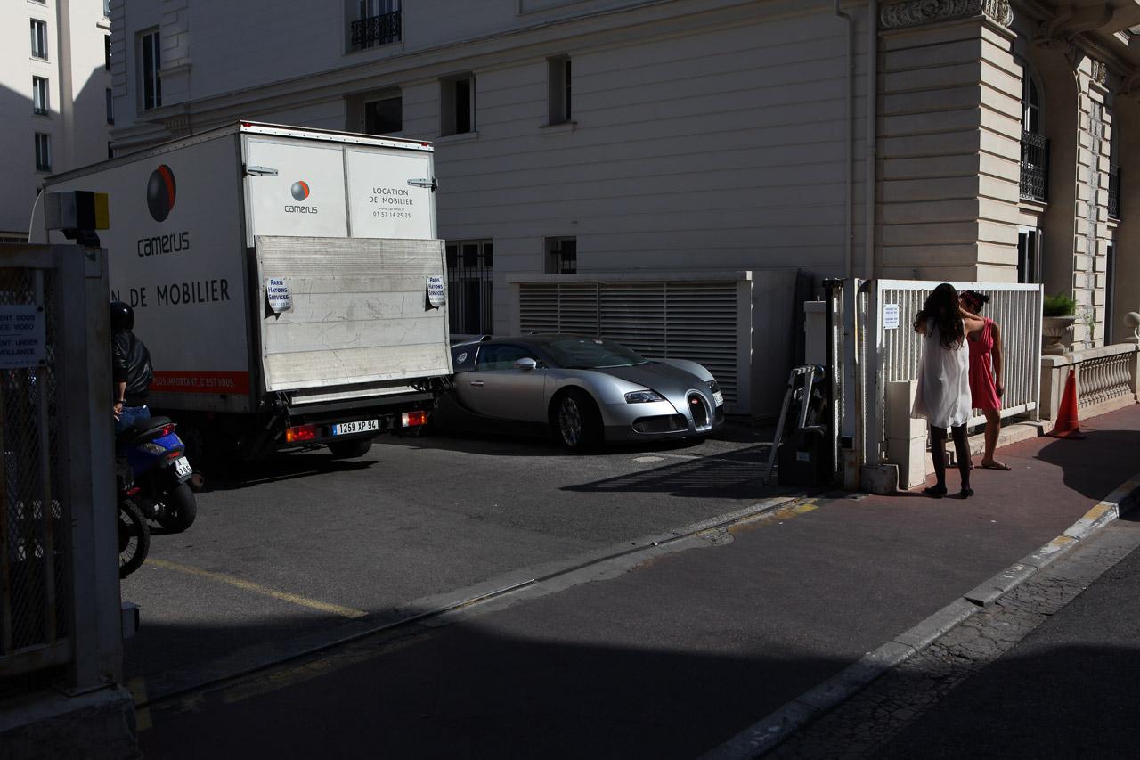 Скромная парковка 2