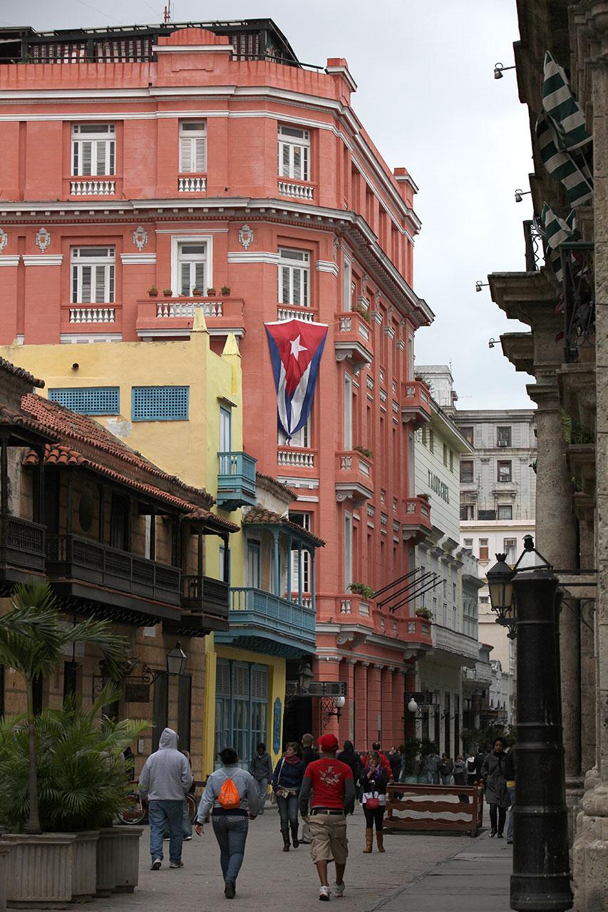 Отель Ambos Mundos
