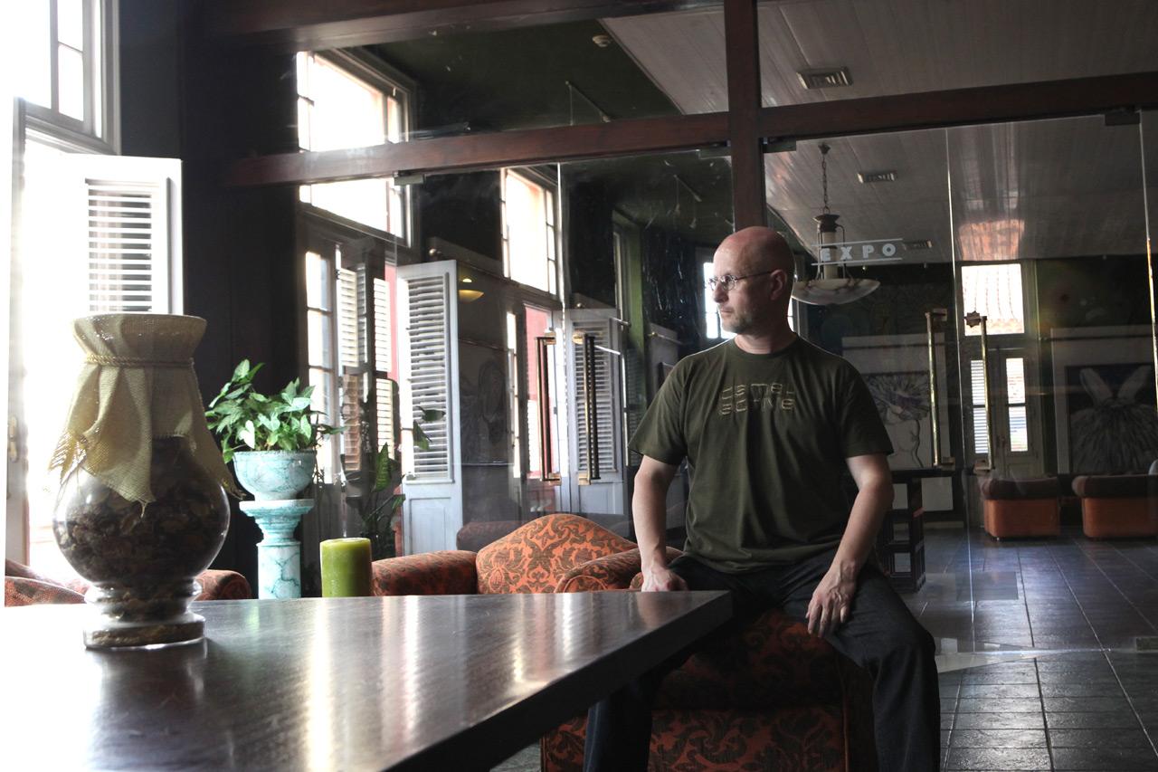 Холл на втором этаже (с) Олег Зотов