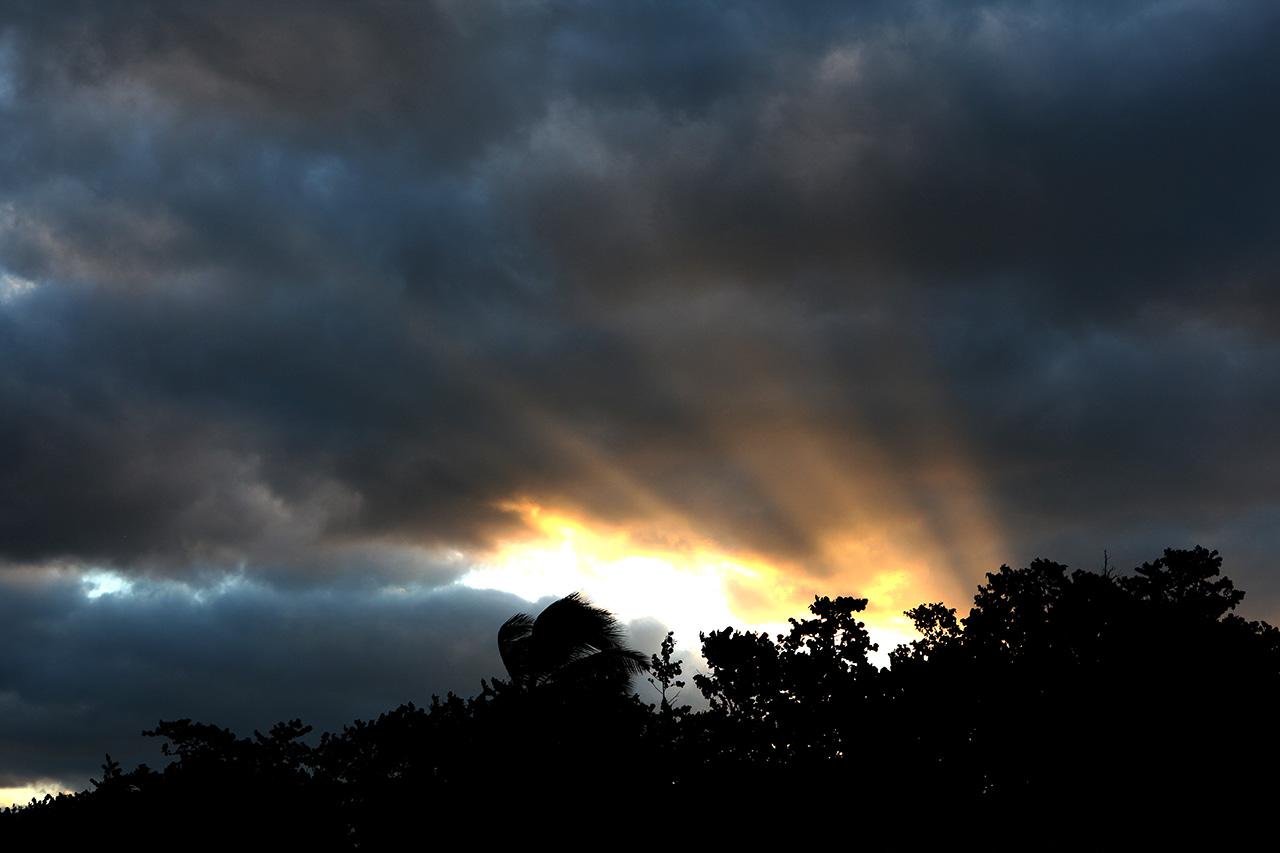 Восход на Варадеро