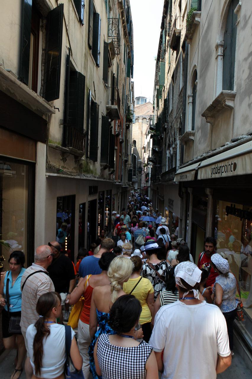 Венеция: на встречу с прекрасным