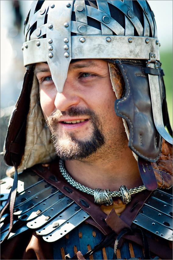 Про человека в железной шапке © onepamop
