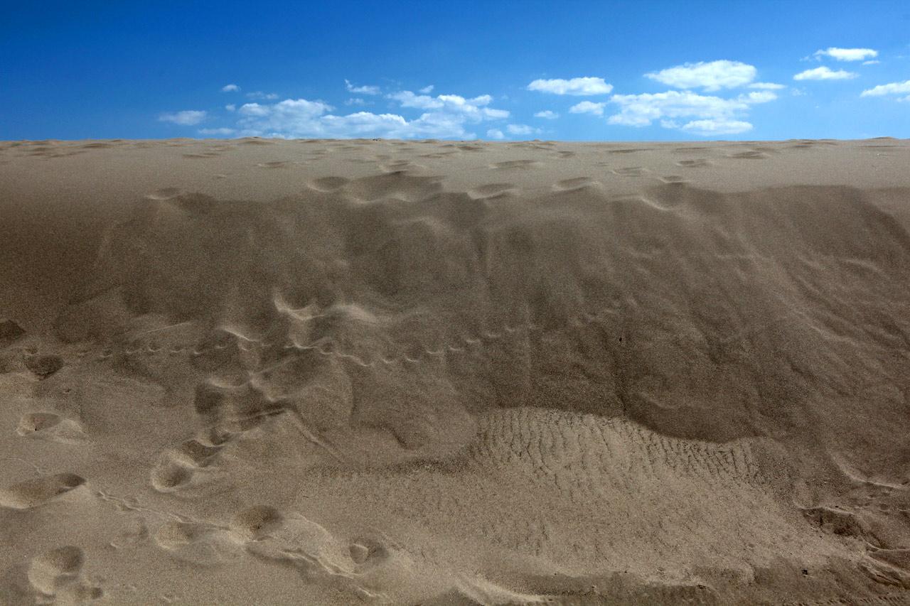 Волжский песок