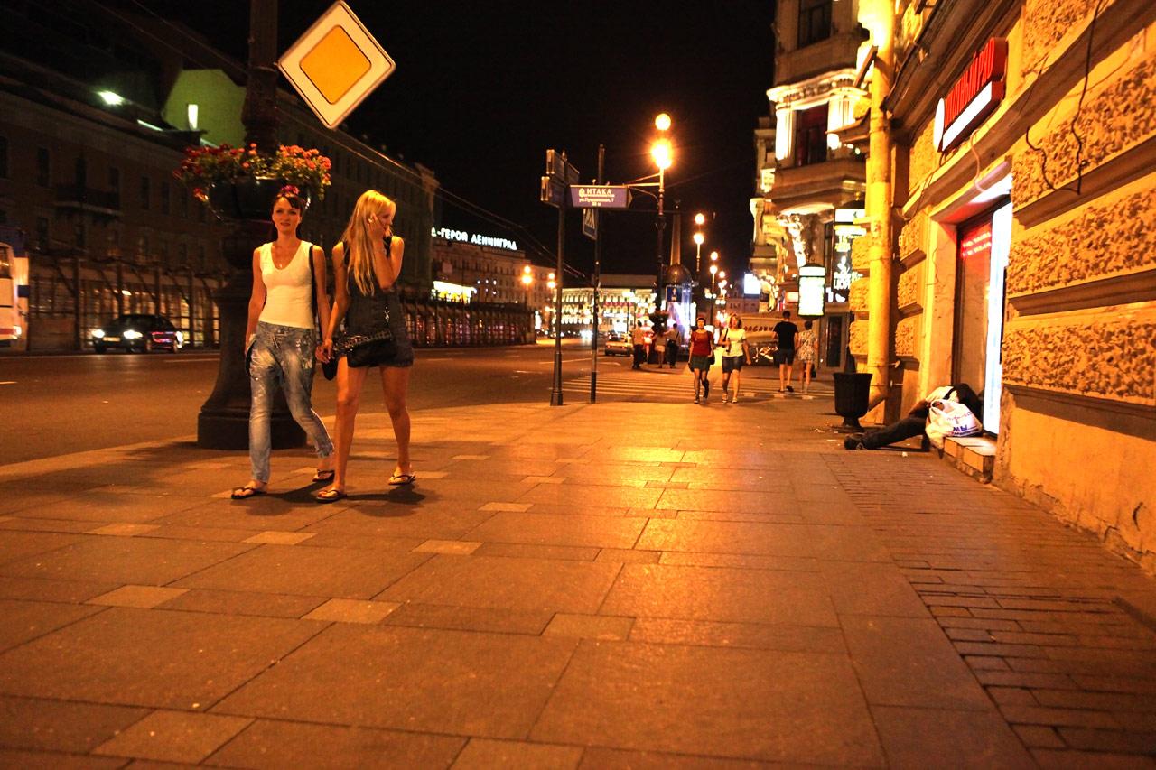 Ночь на Невском 2