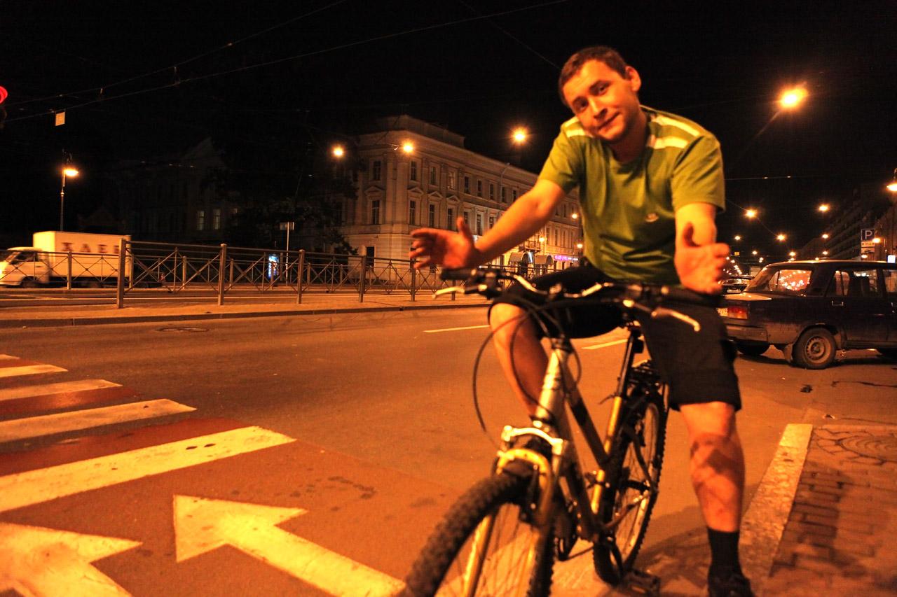 Ночь на Невском 8