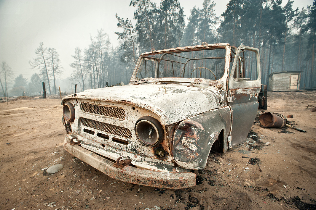 Про пережившего пожар © onepamop