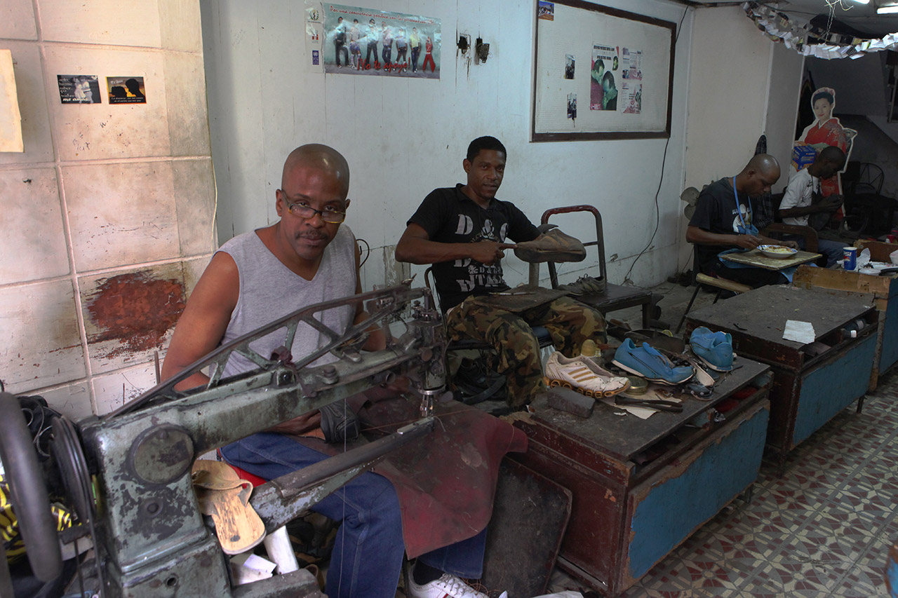 Гаванские сапожники