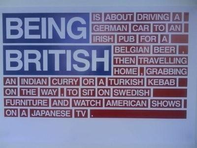 Быть британцем