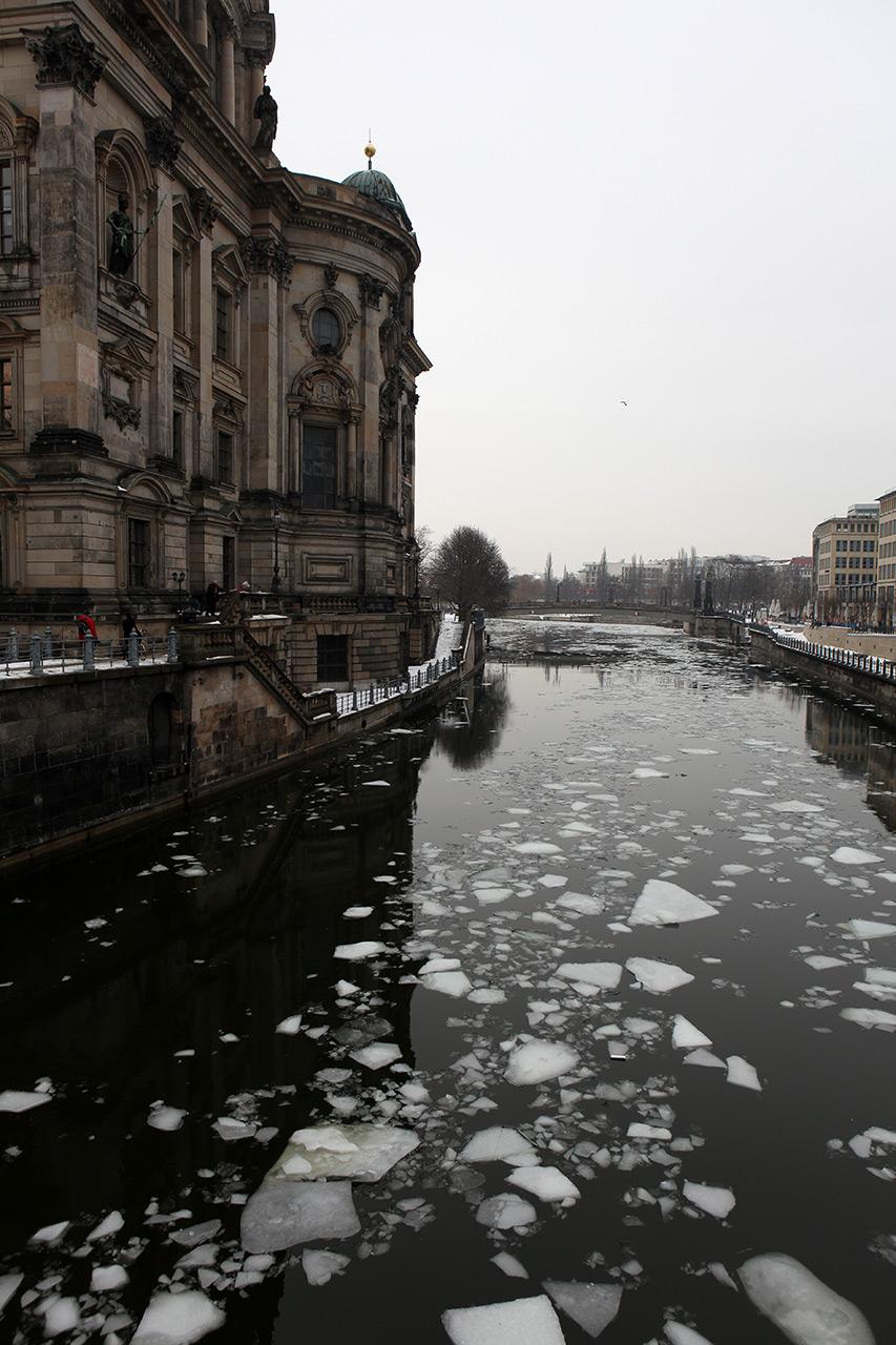 Мрачный Берлин