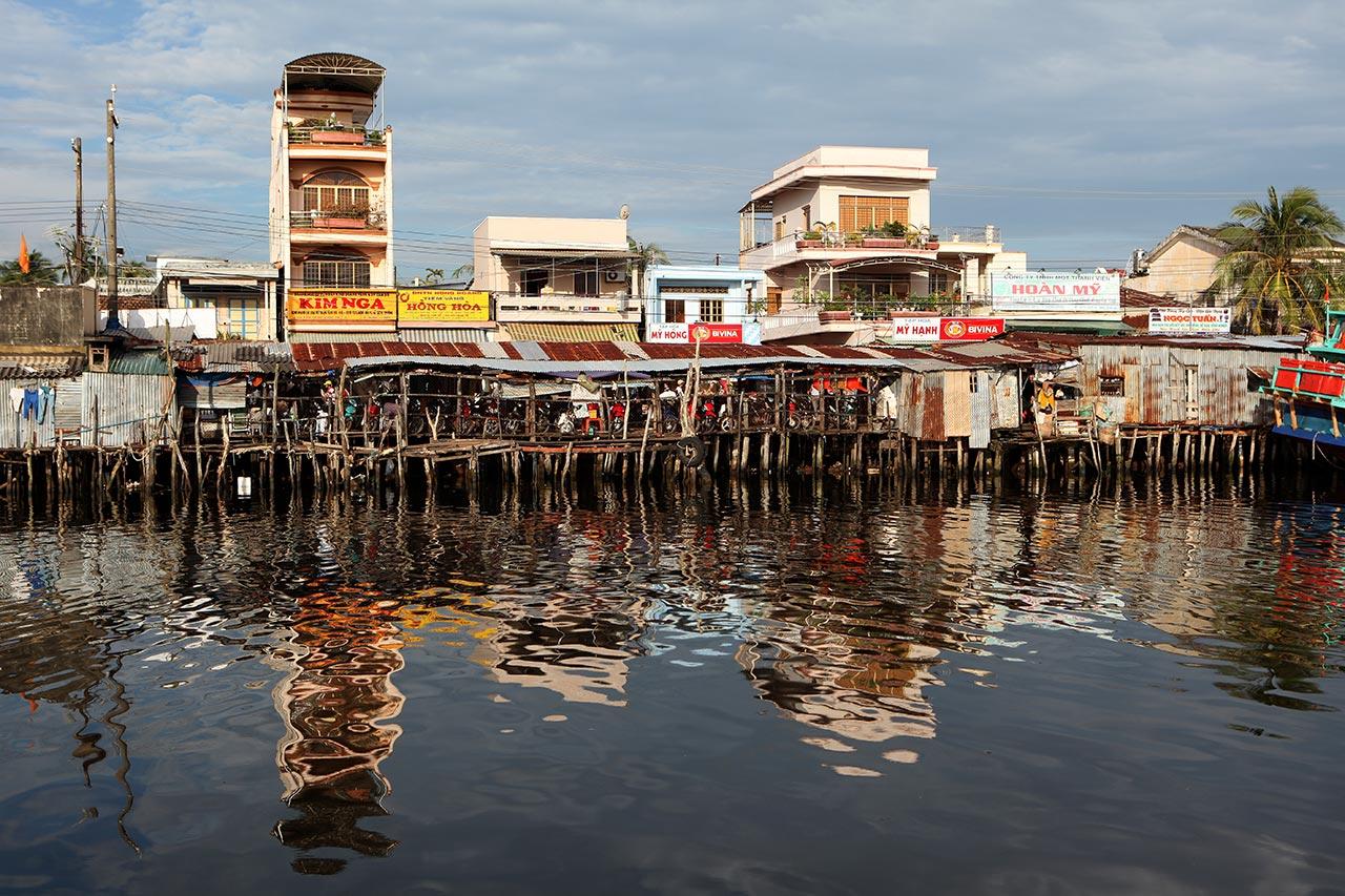 Вьетнамская Венеция