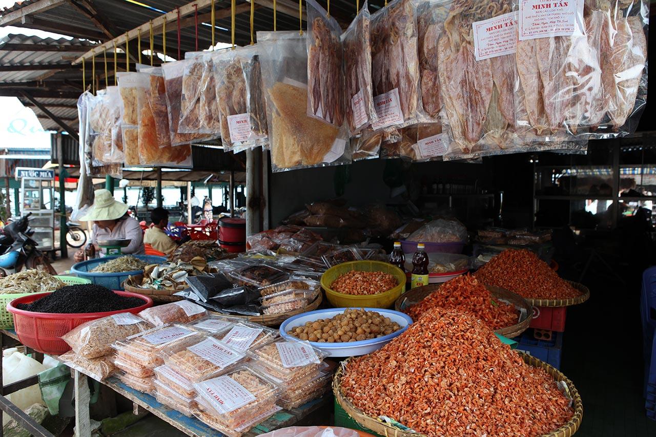 Сушёный рыбопродукт