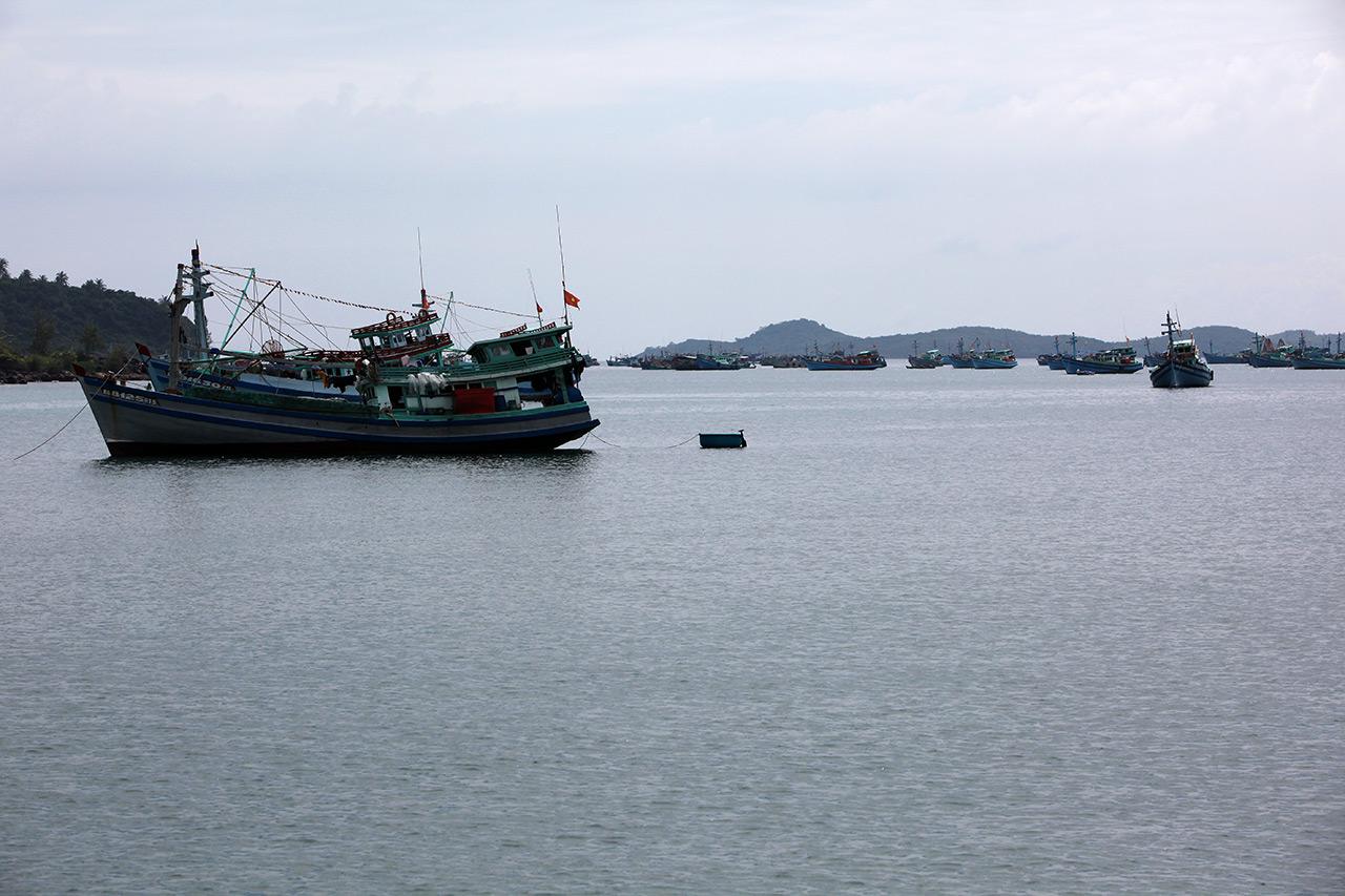 Рыболовецкая флотилия