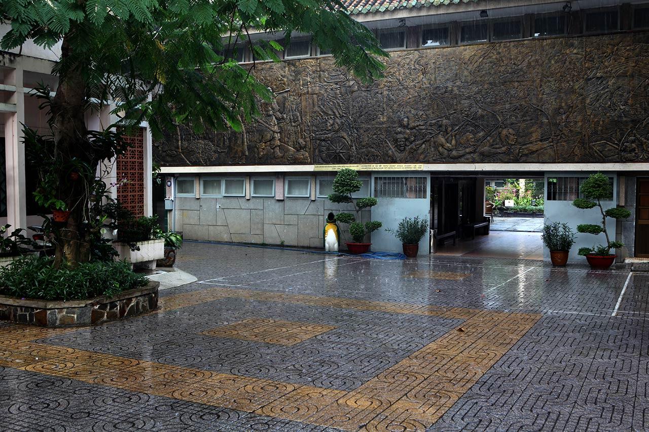 Вьетнамский музей