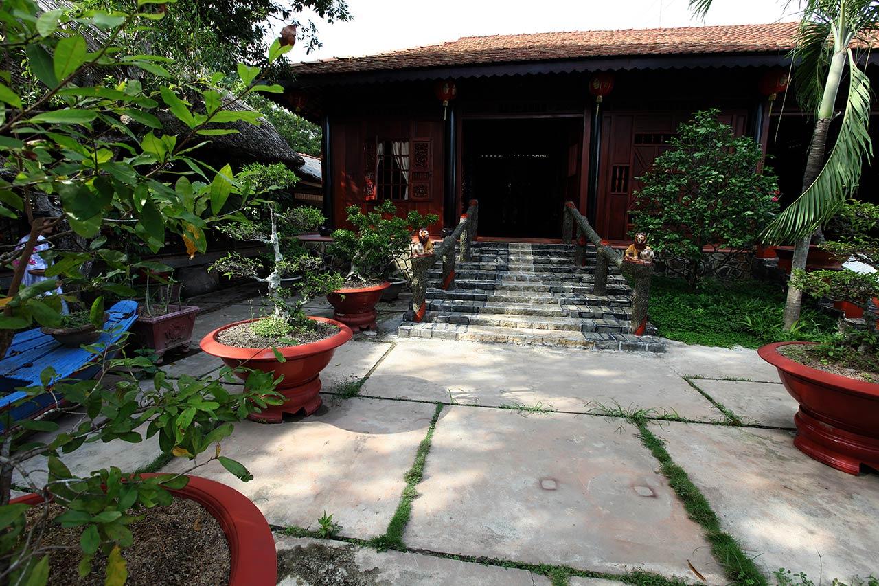 Вьетнамский домик