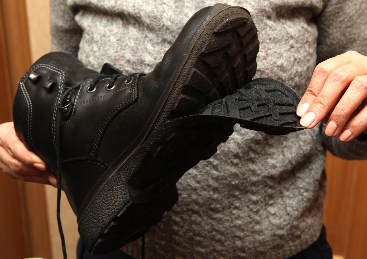 Ботинок Ecco