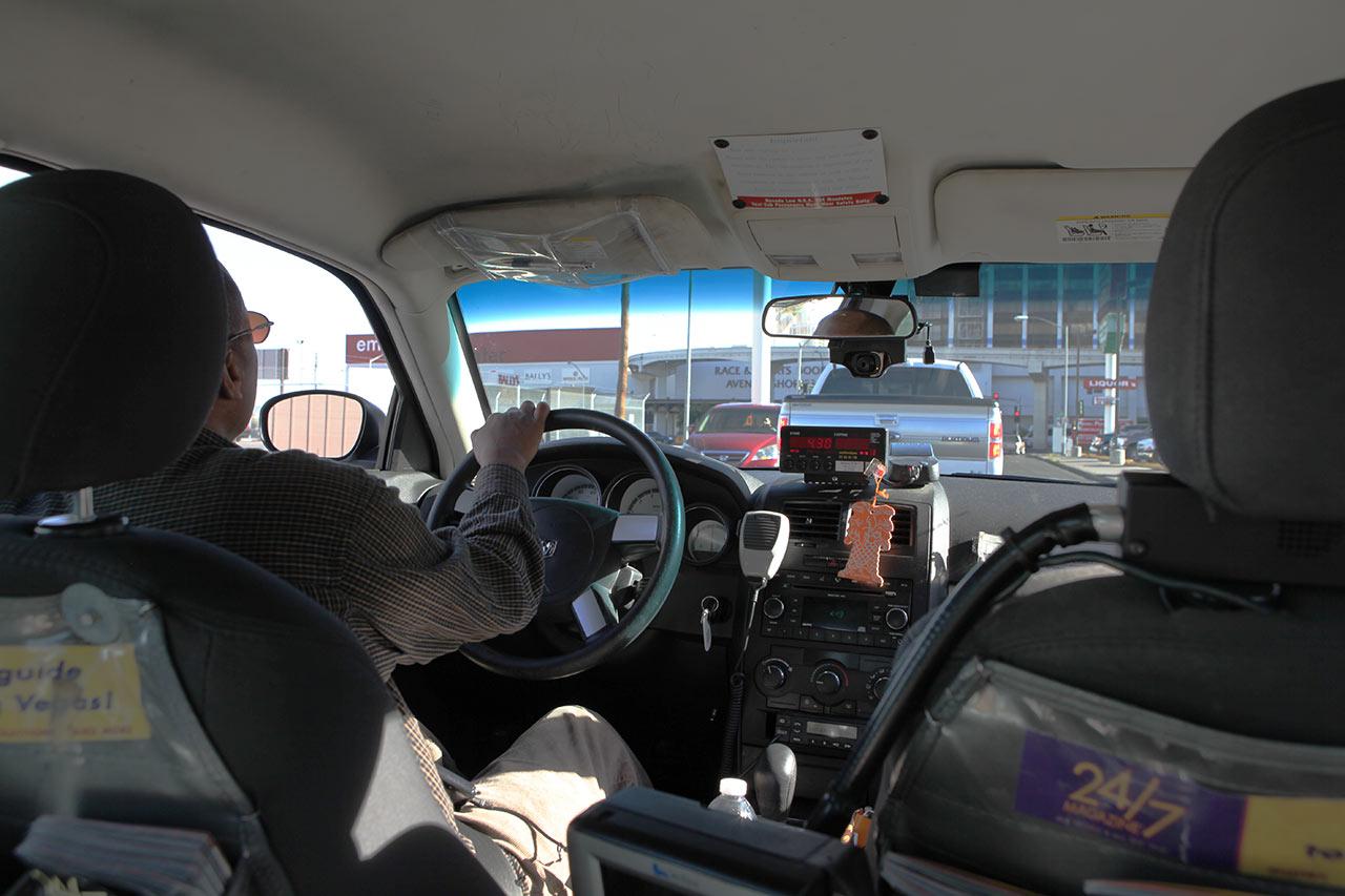 Оснащённость такси