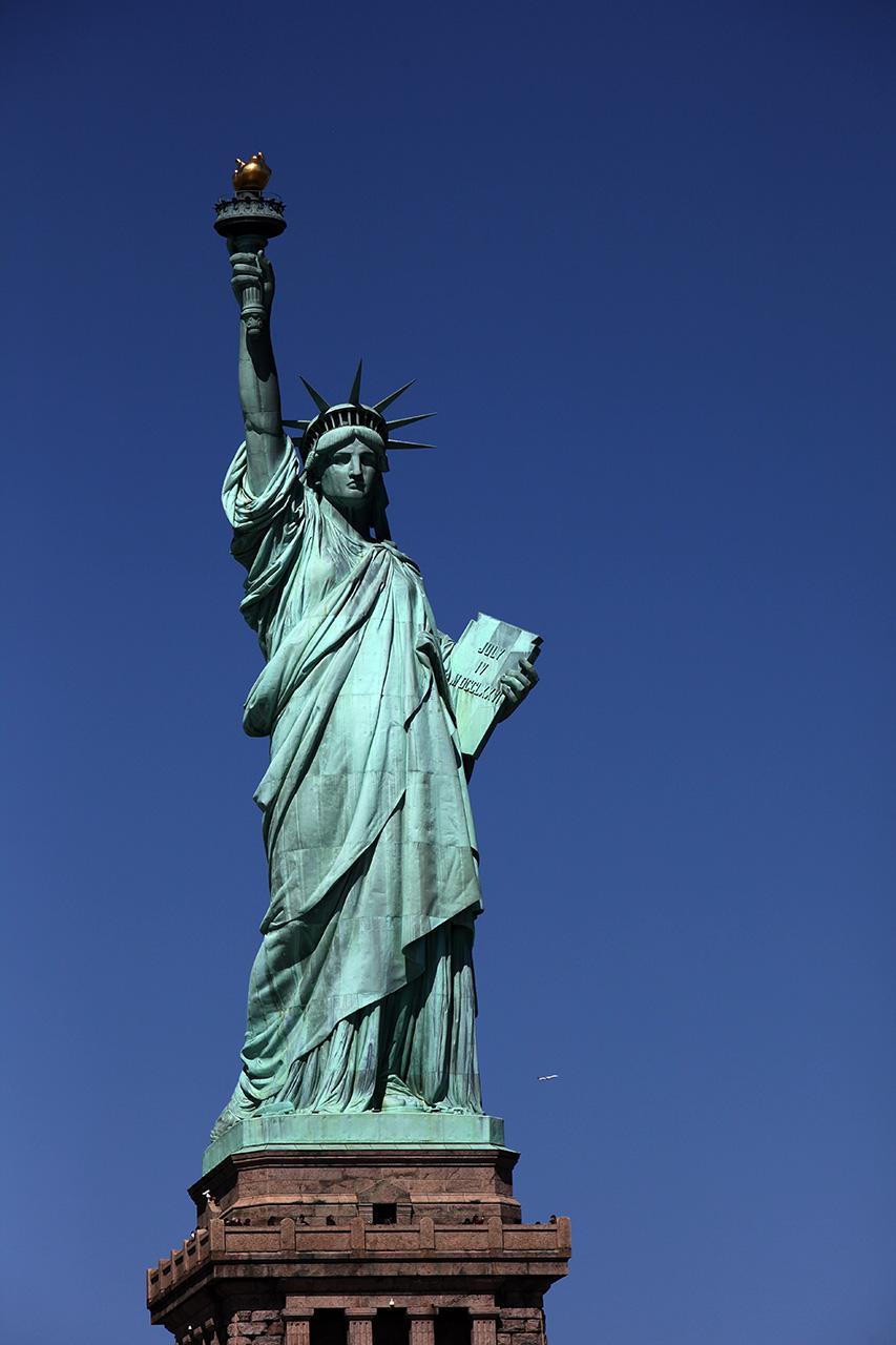 картинка статуя свободы.