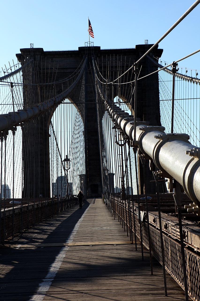 Оснастка Бруклинского моста