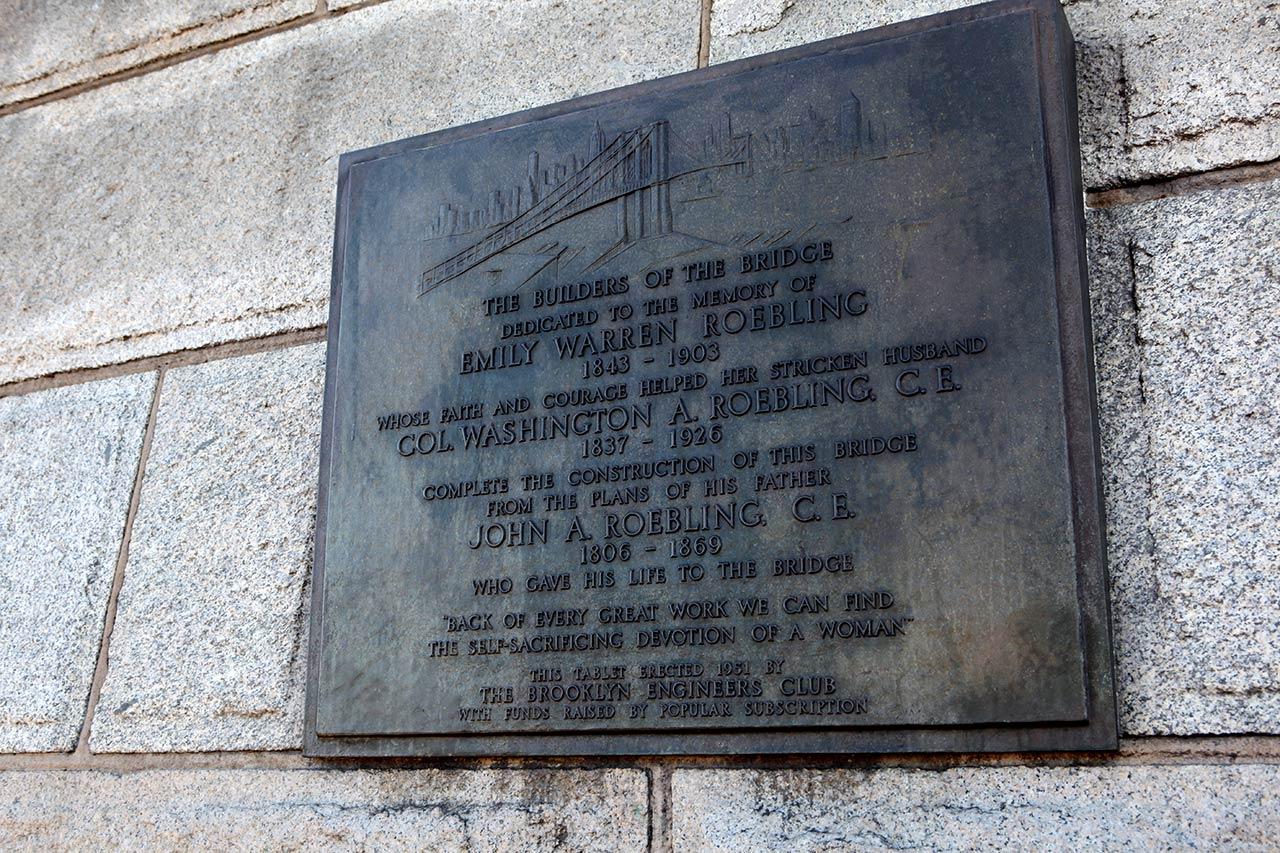 Мемориальная доска Рёблингов