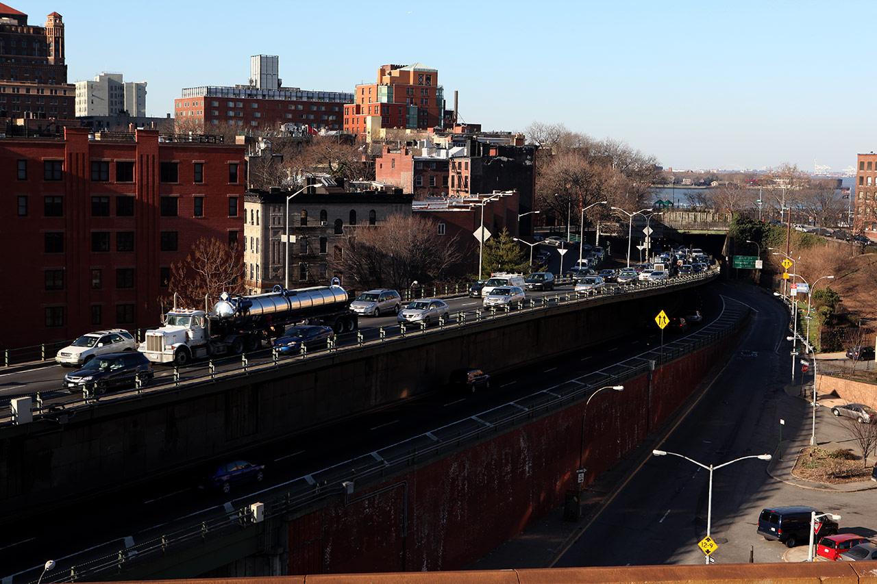 Бруклин с Бруклинского моста