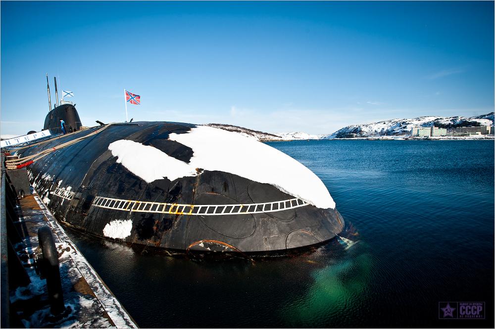 Про атомную подводную лодку © onepamop