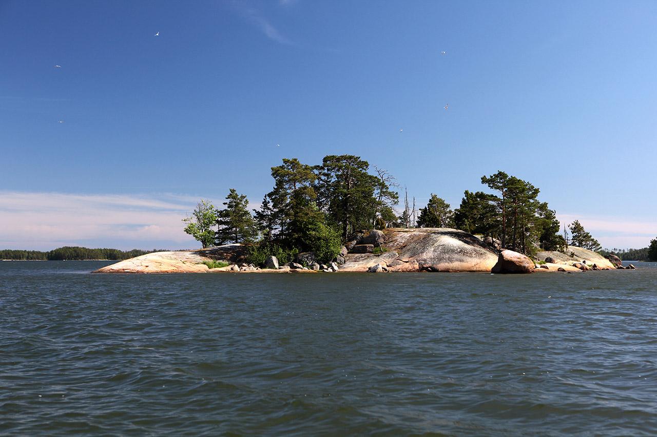 Финский остров