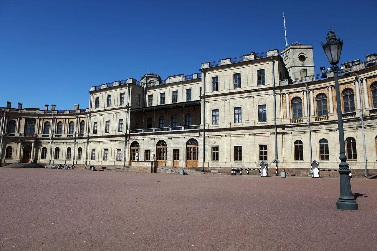 Дворец Павла