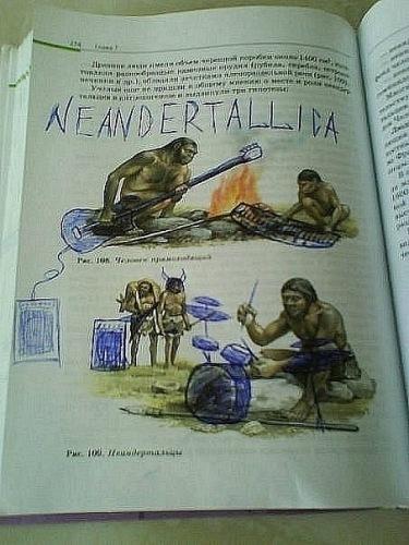 Неандерталлика