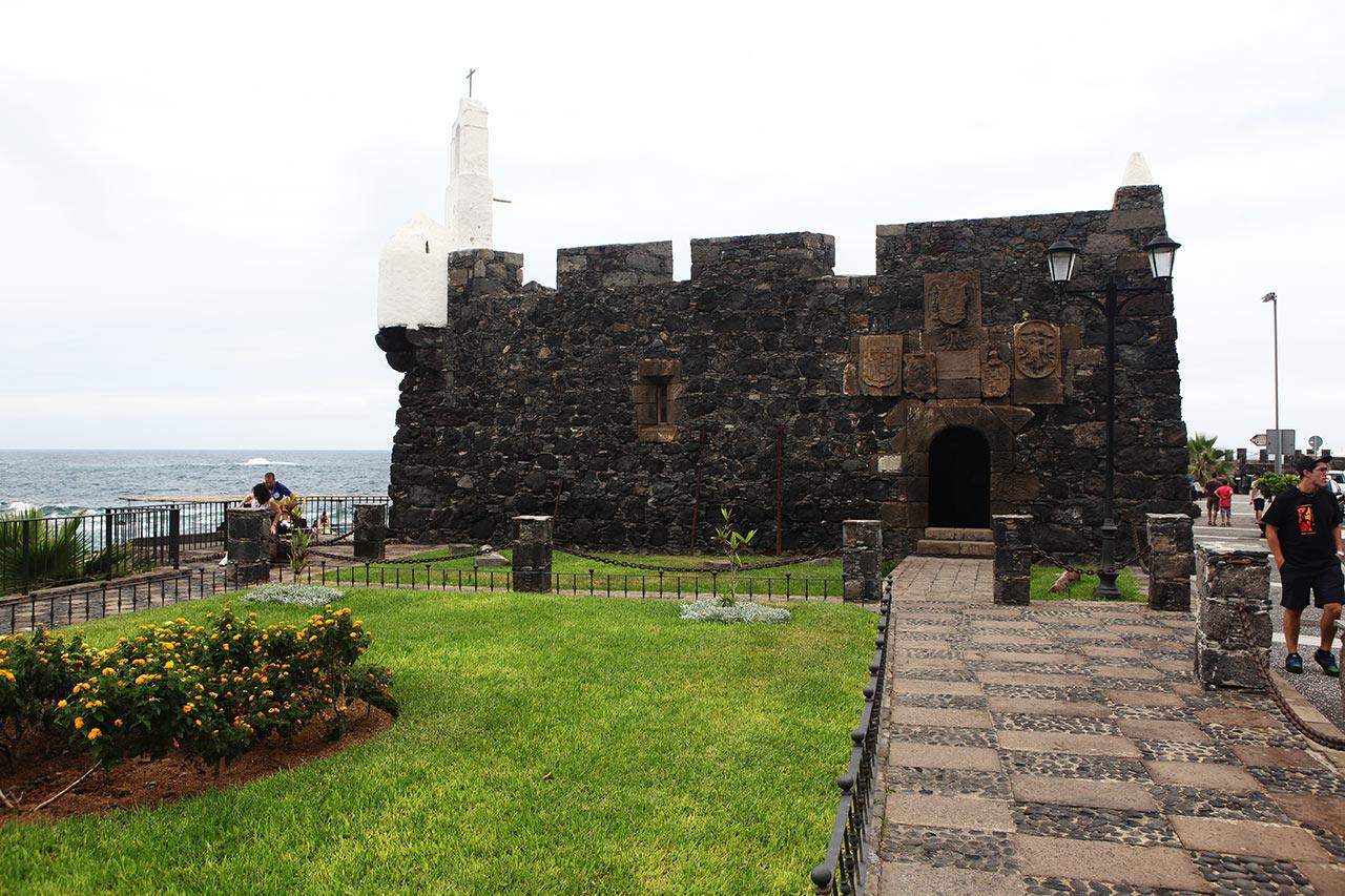 Кастильо де Сан Мигель