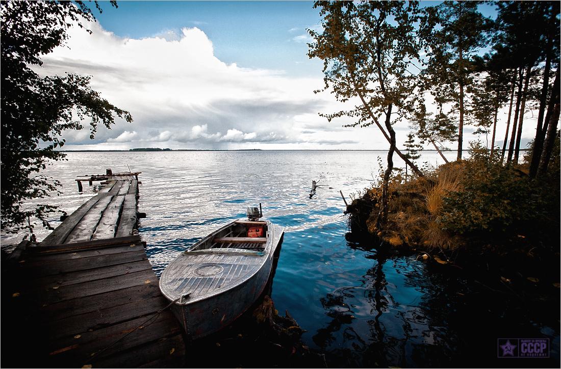 Про Рдейское озеро © onepamop