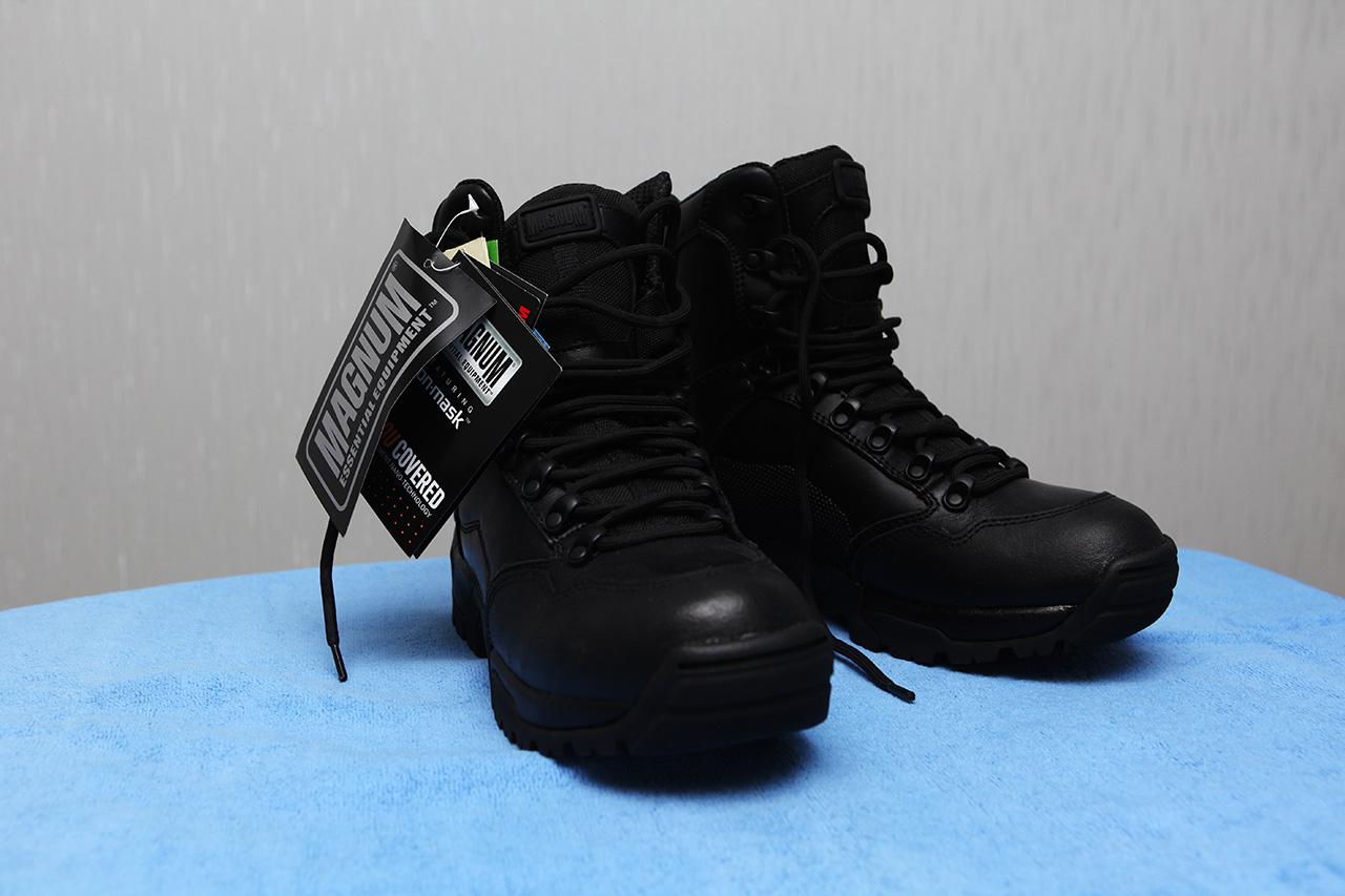 Ботинки Магнум