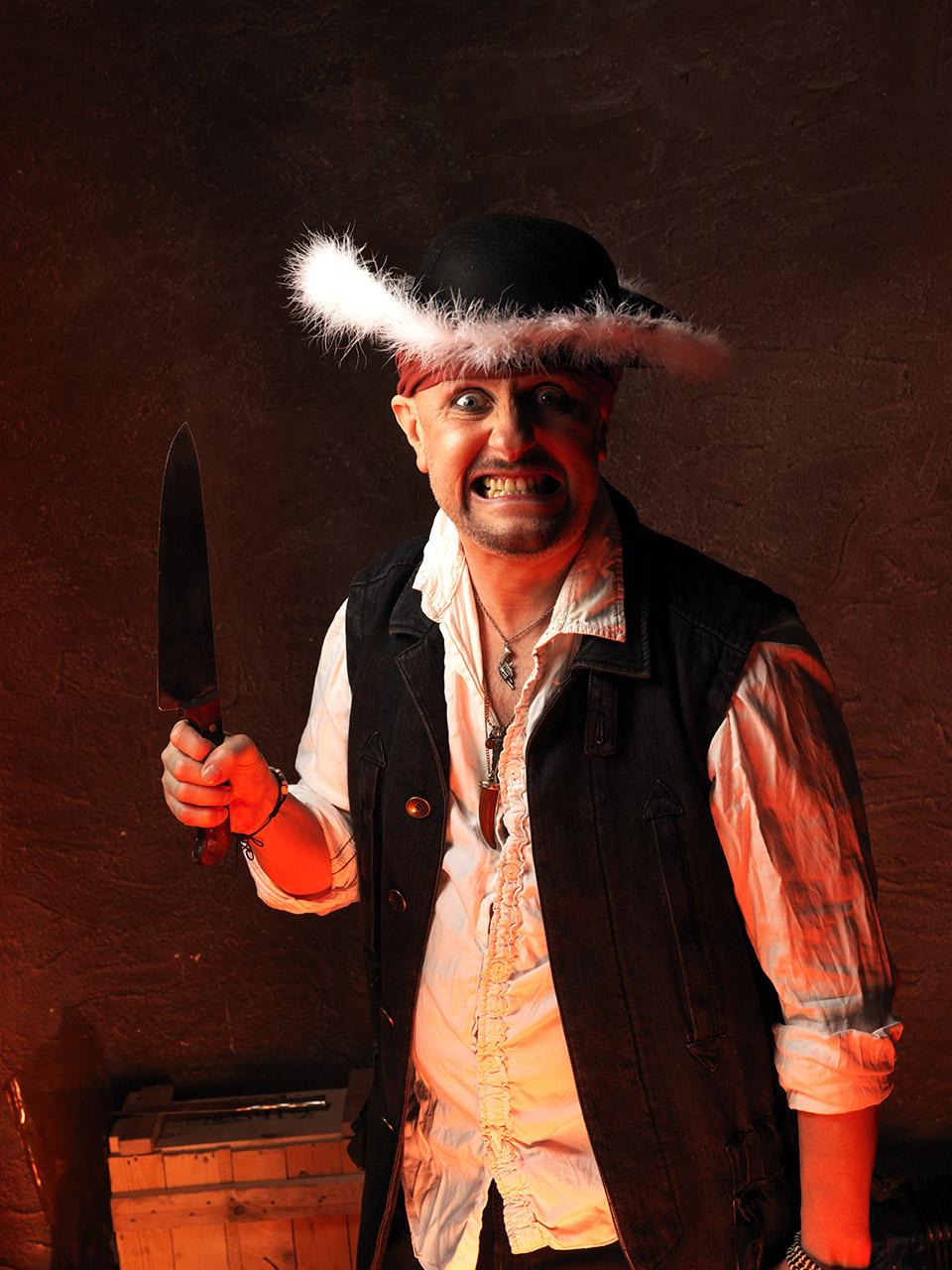 Главный пират России (с) Олег Зотов