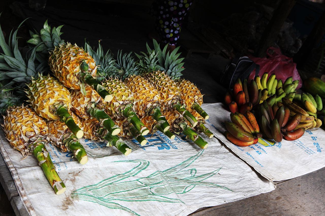 Кхмерские ананасы
