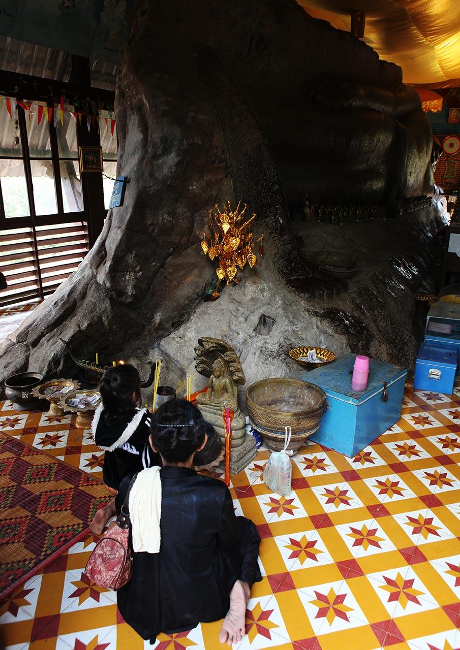Пятки Будды