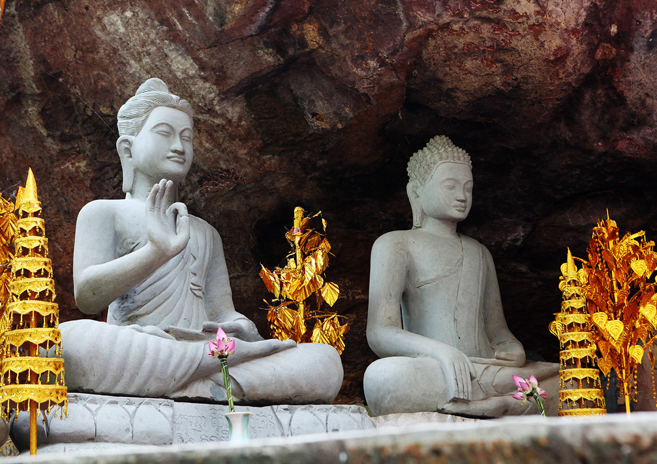 Бетонные Будды