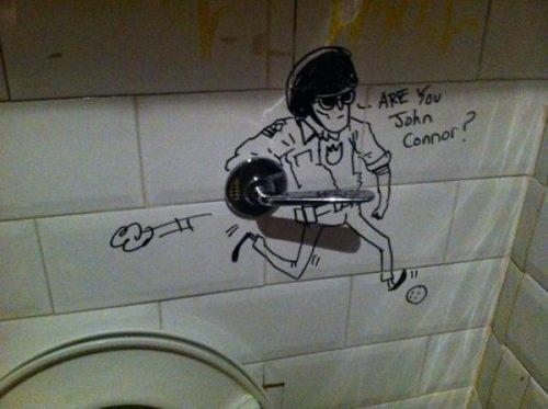 Ты Джон Коннор?