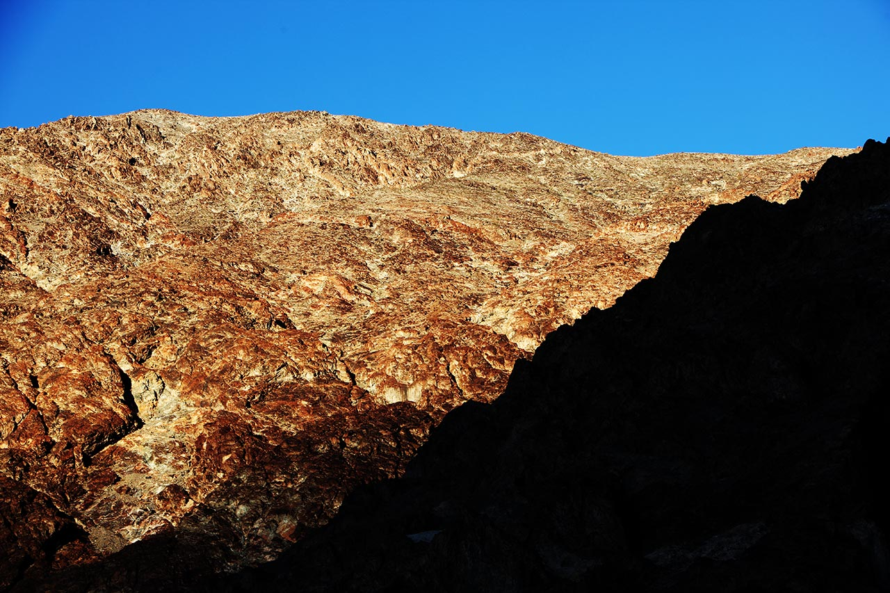 Гора в долине Смерти