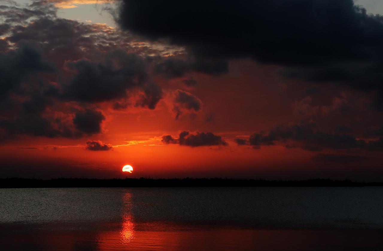 Канкунский закат