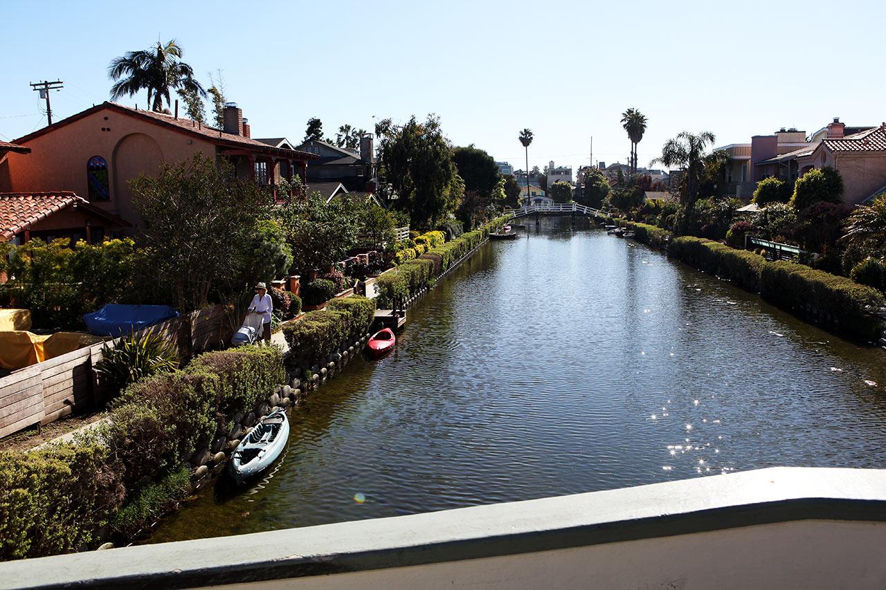 Лос-Анджелесская Венеция